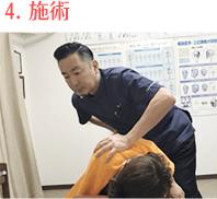 福岡市福岡鍼灸整体院の施術