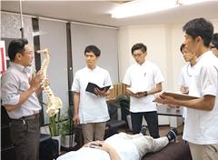 福岡市の整体の先生に向け講習会は開催しています