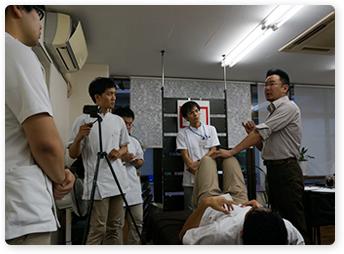 福岡市での講習会実習