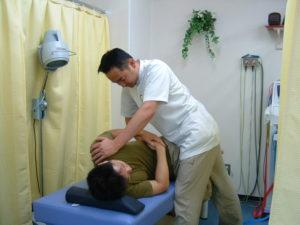 福岡市まいづる鍼灸整体院での腰痛の治療方法